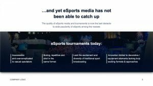 esports media showing pros and cons of esports tournaments