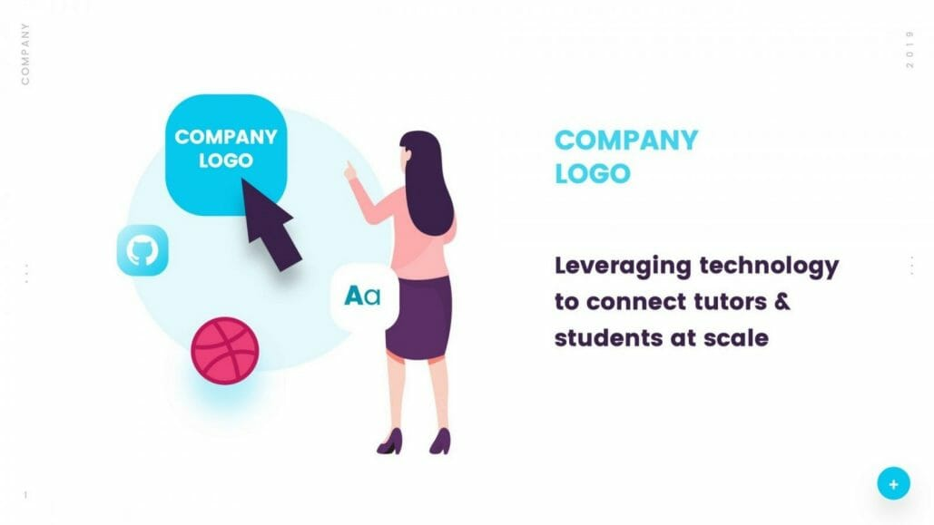 Technology to connect tutors & students